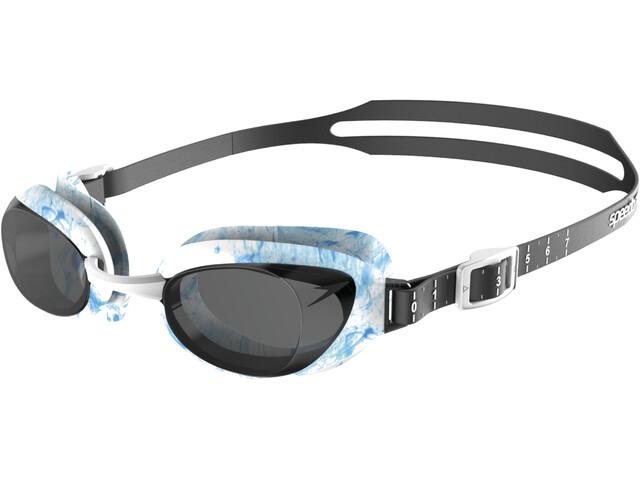 speedo Aquapure Optical Lunettes de protection, black/smoke